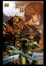 Beast Legion 5 cover by JazylH