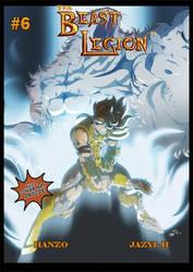 Beast Legion 6 Cover by JazylH