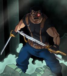 Awesome Anime Villains- Fuhrer King Bradley by JazylH