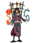 #AnimeAted Naruto OCs - Juhi by JazylH
