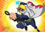 Minato - Patreon Reward 1 for July by JazylH
