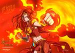 Fiery Fury by JazylH