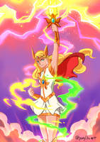 She-Ra is Back by JazylH