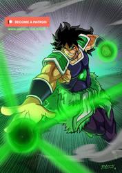 The legendary Saiyan in Back! by JazylH