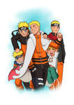 Naruto Unforgetabble Journey by JazylH