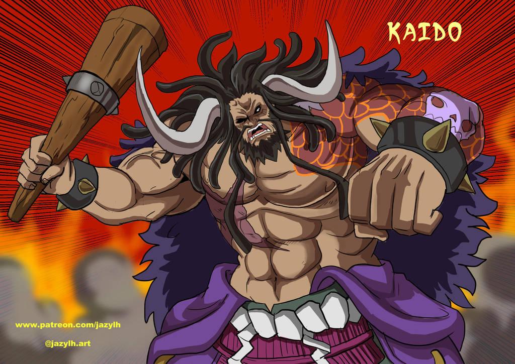 Kaido by JazylH