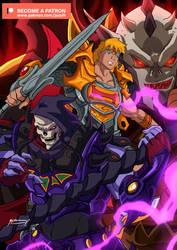 Battle Armor Mania - MOTU by JazylH