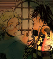 Amatsuki: Duo by kagusa
