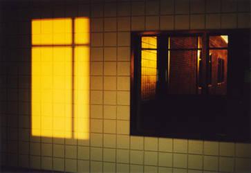Sunlit Window by amagawa