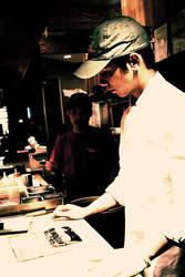 The Next Step by amagawa