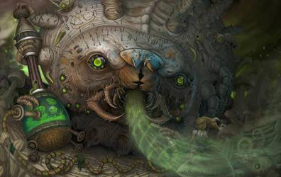 Caterpillar6886 by fooxd
