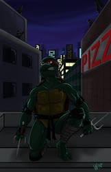 Raphael - Walk in the Park by Wayne-No