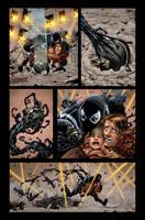 Venom no1 pg10 by JeremyColwell