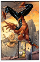 Amazing Spider-Man by JeremyColwell