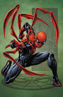 Superior Spider-Man by JeremyColwell