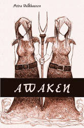 Awaken - Nanowrimo cover by lushind