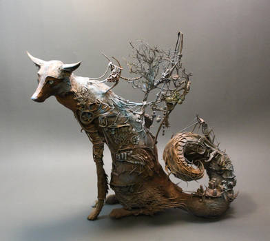 The Fox's Curiosity by creaturesfromel
