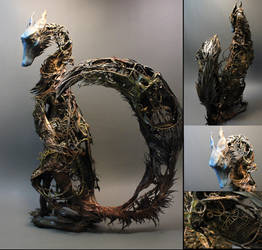 Mecha Fox by creaturesfromel