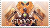 WoW: Gnome Stamp by RealmKnight