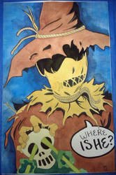 Scarecrow by numberoneblind