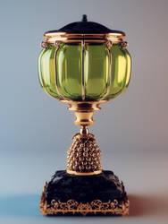 Vase by MadFishie