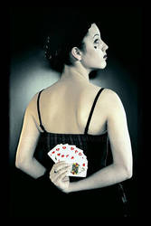 Queen of Hearts by Amelee