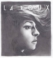 La Roux by PinsXNeedles