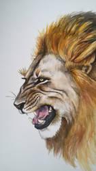 Roar_detail by PinsXNeedles