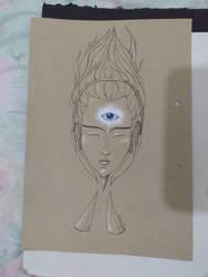 Third Eye by PinsXNeedles