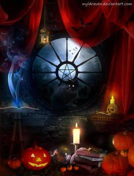 Samhain II by wyldraven