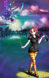 Ruby's Balloons by mercury-yume