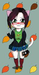 Kitty v.2011 by mercury-yume