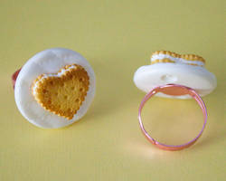 Cookie Ring by YourSweetTreat