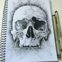 Skull by lownlymusic