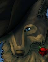 As the cavalier brings roses by SophiePf