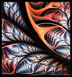 Metallic Leaf by SaTaNiA