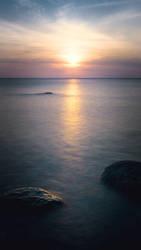 Sonnenuntergang by Cormocodran15