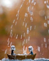 Autumn Showers Strike by dkj1974