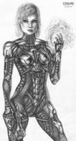 Shepard by KoshaKN7
