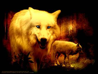 The Wolves by Krudocian