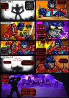 Optimus Prime Vs Video Games by botmaster2005