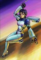 Sylia Strikes by botmaster2005