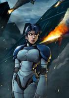 Sylia Strikes II by botmaster2005