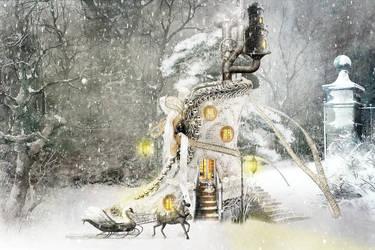 The Winter Ball Begins... by KiyaSama