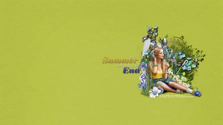 Summer End WP by KiyaSama
