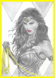 Wonder Women by nev777