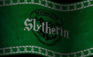 Slytherin Banner by EchoLeader