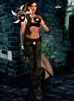 Lara Croft 43 by Orphen5