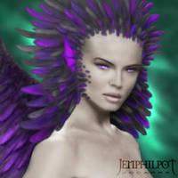 Commission: Xenon by jocarra
