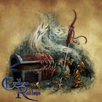 Endless Realms bestiary - Mimic by jocarra